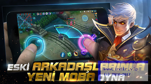 Mobile Legends v1.1.80.1551 Hileli Mod APK İndir