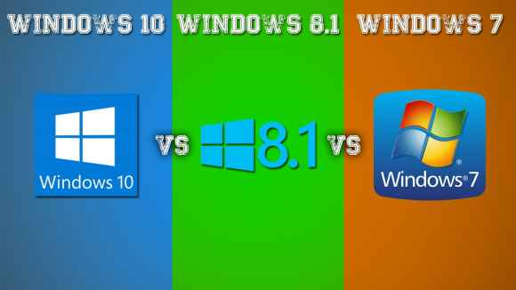 Windows 7 8.1 10