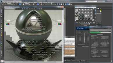 V-Ray Advanced for 3DS Max
