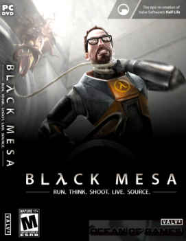 Half - Life Black Mesa Source PC