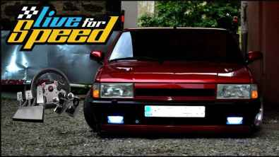 Live For Speed Şahin PC