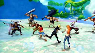 One Piece Unlimited World Red PC