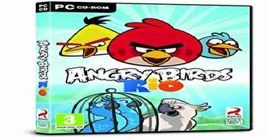 Angry Birds Rio HD PC