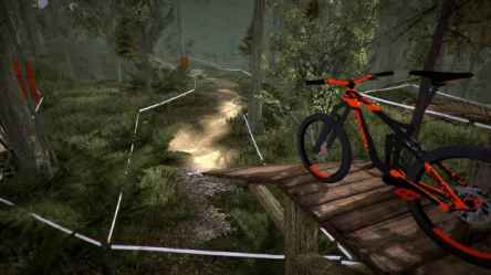 MTB Downhill Simulator PC