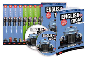 English Today DVD Complete Eğitim Seti